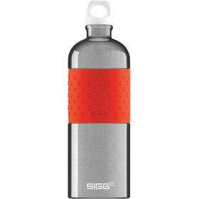 Sigg CYD Bottle 1l grey/red